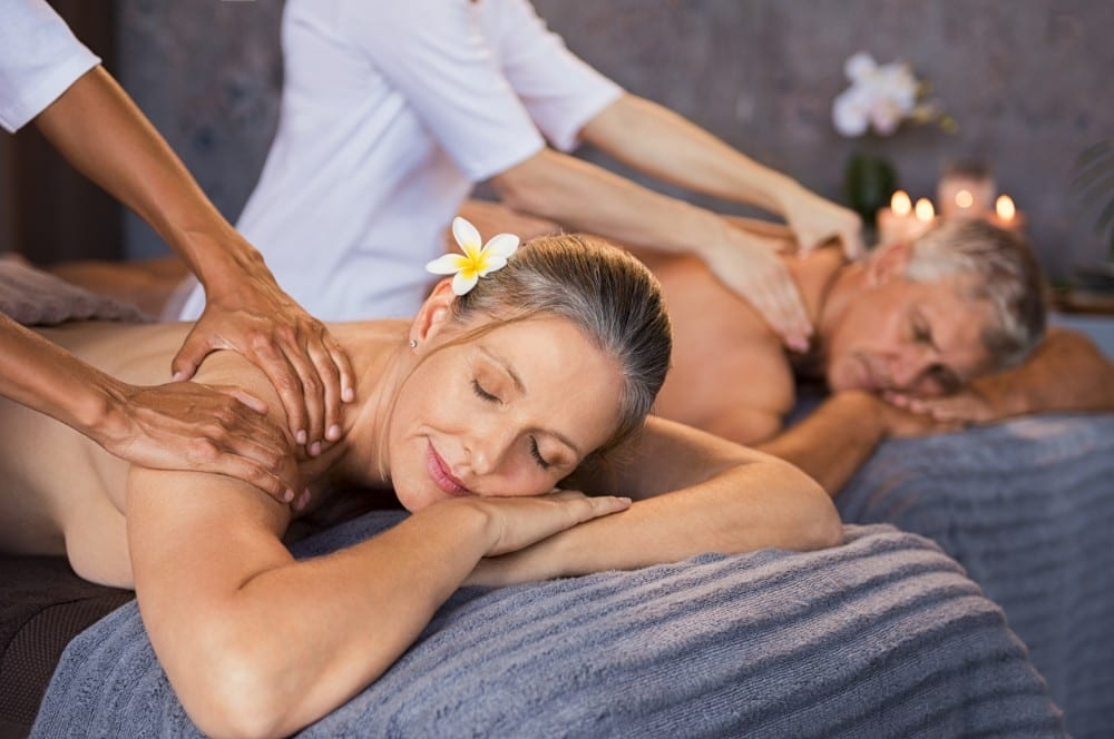 Outer Banks Couples Massage